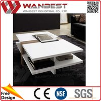 Hot new customized living room tea table furniture