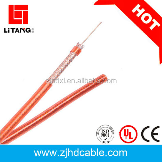 2017 hot sales factory price and High Quality CATV/CCTV coaxial rj6 cable