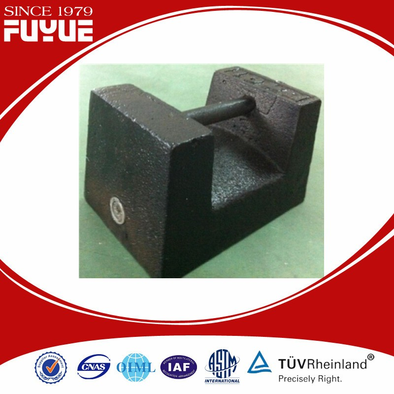 ASTM Standard m1 20kg heavy cast iron weight high quality