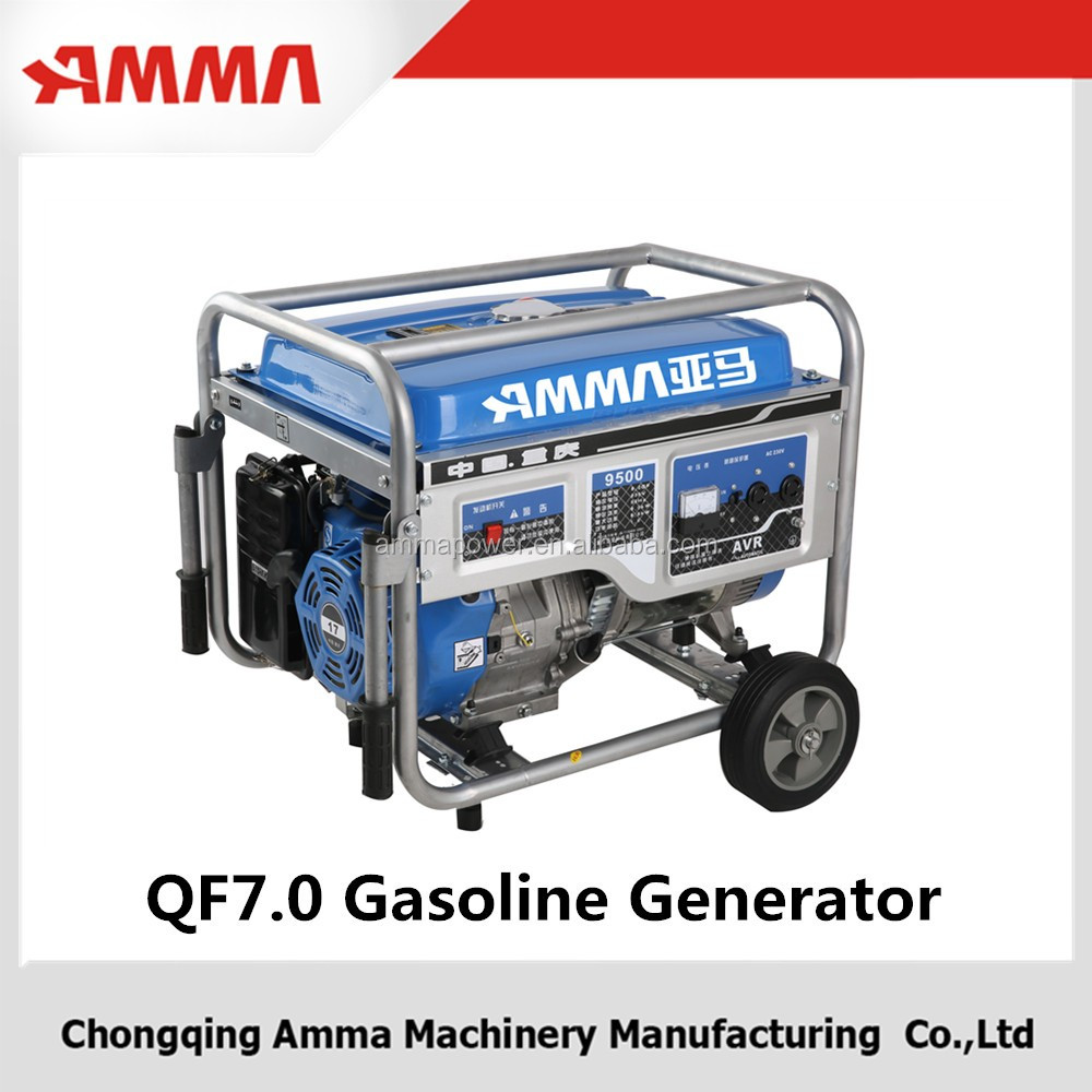 energy-saving and productive gasoline generator