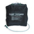 Large water soluble plastic bag of hiking water bag