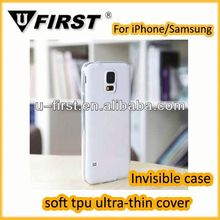 Free Sample Nontoxic TPU case for Galaxy S5