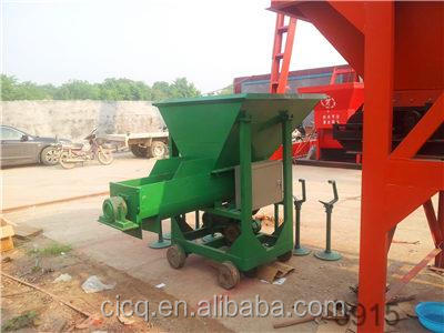 concrete pole concrete block forms for sale machine