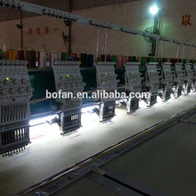 mixed knitting embroidery machine for embroidery applique