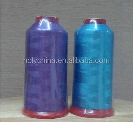 hot sale polyester embroidery thread