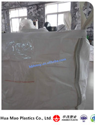 2015 hot sale manufacture 1 ton PP big Jumbo Bag for lime sand cement with high quality