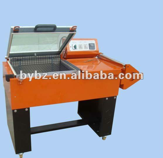 2-in-1 Plastic Bottle Shrink Wrap Machine/0086-13916983251