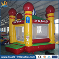 High quality Plato 0.55mm PVC inflatable cheap bounce houses/used bounce houses for sale