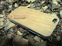 Cherry Wood Cellphone Cover For Iphone5