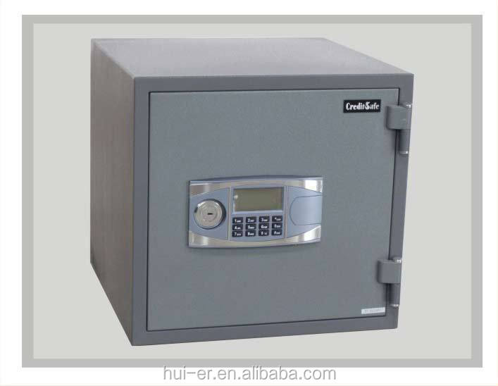electronic lock fireproof safe deposit box
