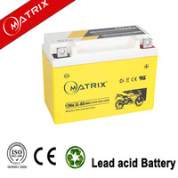 battery manufacturer 12n6.5-bs maintenance free motorcycle battery 12v 6.5ah mf motorcycle battery for motorcycle