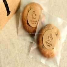 New Design Self Adhesive Seal Custom Printing Plastic OPP Bag for Cookies/Nuts