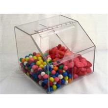 Clear bulk candy display for sale