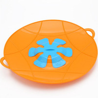 Kitchen cooking utensils non stick silicone pot cover strech bowl cover silicone microwave cover