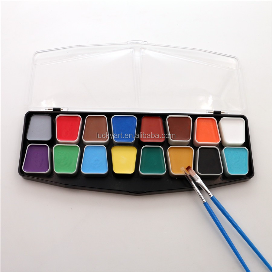 face painting 16 colors029