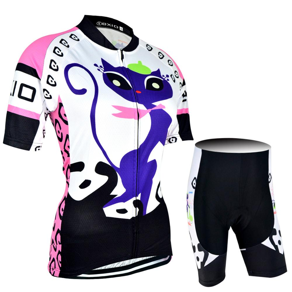 New BXIO bike thermal motocross jersey and pants Manfacturer cycling equipment