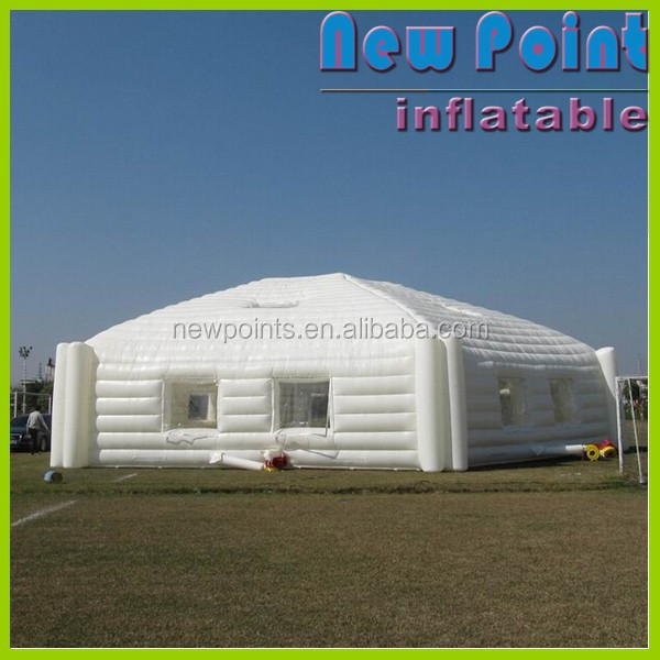 New Point big discount superior quality Giant Sewed Inflatable Tent for sale