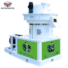 ROTEX 1-1.5t/h Straw Wood Alfalfa Hay Machine Pellet Mill