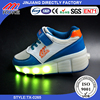 Wholesale cheaper skate roller shoes kids light shoes with wheels