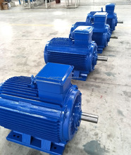 160 kw high torque low rpm ac electric motor
