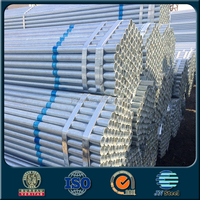 GI PIPE Galvanized welded steel pipes galvanized steel water pipe sizes