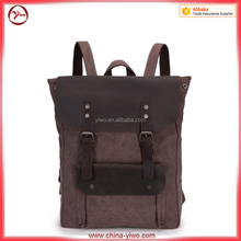 Top sale custom cotton canvas tool rucksack backpack wholesale