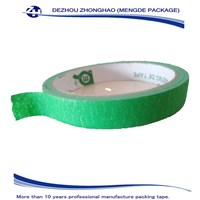 No Residue Color Washi Paper Masking Tape Used For Home Decoration