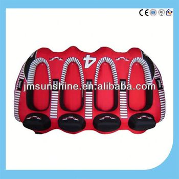 inflatable pvc snow tube