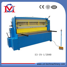 E3-IN-1/1320 Electric Combination of Shear,Brake and Roll Machine