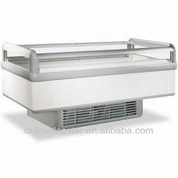Open Top Island Freezer with Digital Controller and 1.5, 2.0 or 2.5m Width-1
