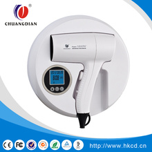 Circular LCD wall mounted hair dryer CD-720 A