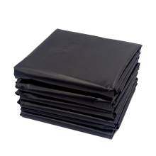 Black plastic plant bag biodegradable garbage bags