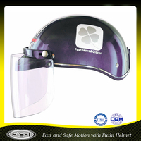 Free Trade ABS Half Face Motorcycle Helmet