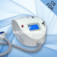 Laser Eyebrow and Tattoo Removal Beauty Equipment Professional 13 Years Factory