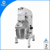 Top Quality industrial cake mixers/automatic cake mixer cake mixer machines 10 l