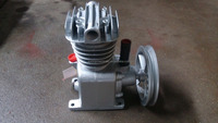 0.75KW 1HP one cylinder air compressor pump for sale