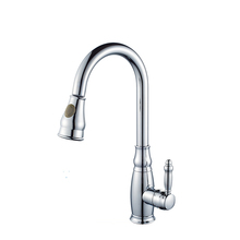 FLG pull out single handle mixer tap sanitary ware kitchen faucet