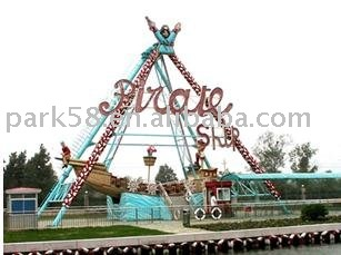 amusement park rides equipment Super Priate ship(40per)