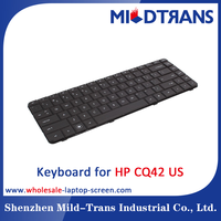 Promotion Day MOQ 5000pcs Laptop keyboard for HP CQ42 G42 US