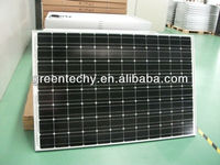 solar panel 250W with 96 pcs solar cell from China production line