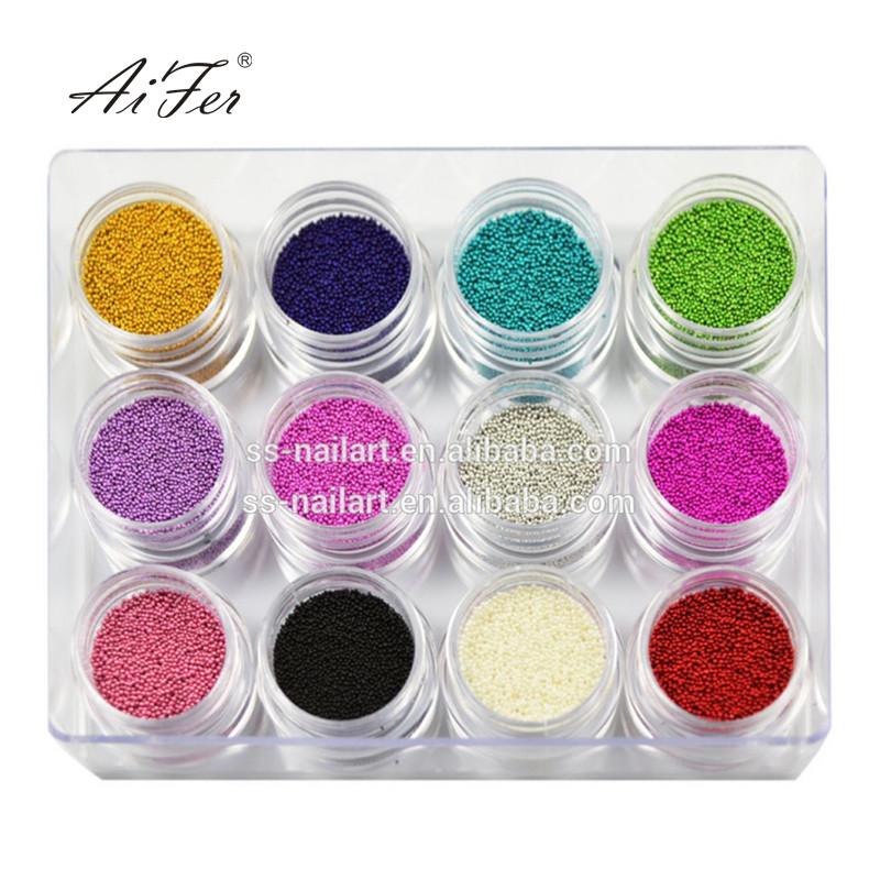 04 1mm Nail Art Balls3d Plastic Nail Art Beadsnail Caviars Buy