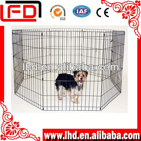 Completely Portable metal dog cage wholesale