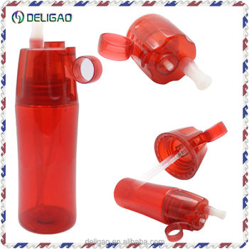 custom joyshaker cups sports plastic water bottle manufacturing