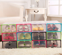 Good Price Clear Plastic Shoe Boxes