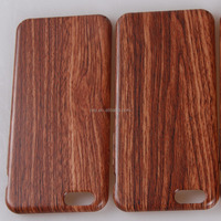 Wood film water transfer hydrographic printing phone case AP2284