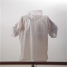 cheap and beautiful clear transparent eva raincoat manufacturer