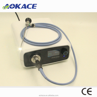medical examination equipment high brightness portable 60w led cold light source