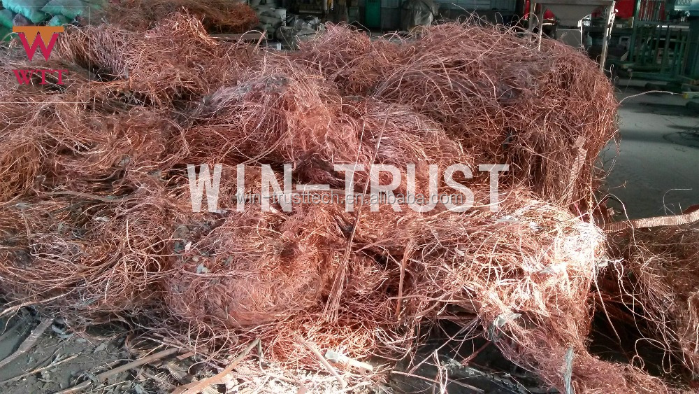 Factory supply ------ copper scrap millberry copper wire scrap 99.99% export to Dubai
