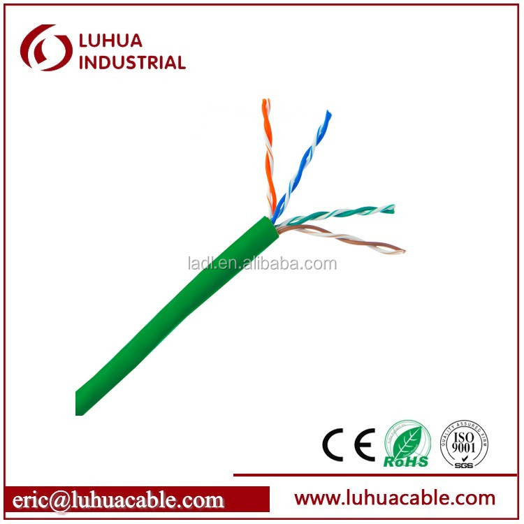 Networking cable Good quality 4 pair utp d-link cat5e cable best price