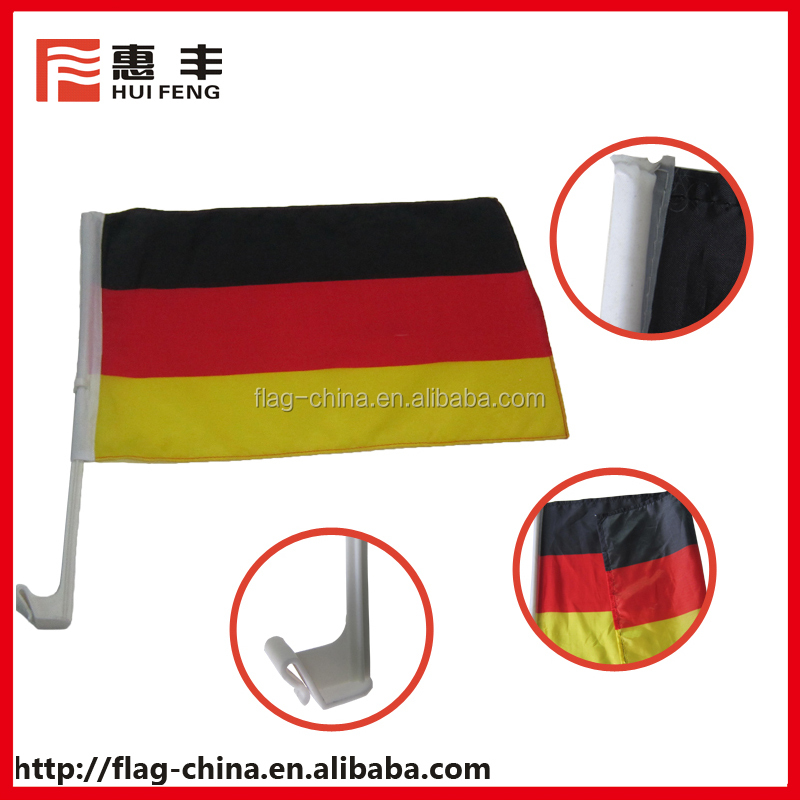 High Quality Germany Race Car Flag